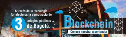 Blockchain conoce nuestra experiencia