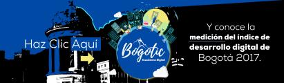 Bogotá Avanza hacia la transformación digital