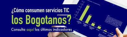 índice TIC 207, encuesta Multipropósito de Bogotá
