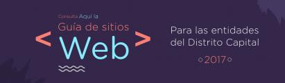 Guía de sitios Web para las entidades del Distrito Capital