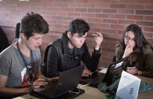 Maraton creación de aplicaciones en Bogotá